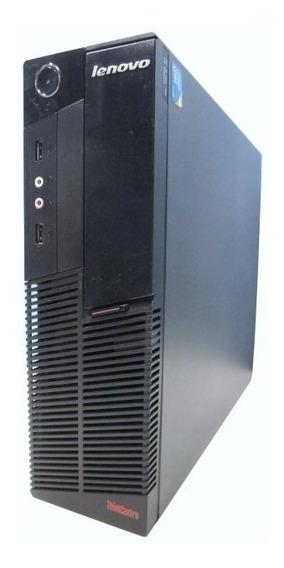 Computador Cpu I3 Lenovo 4 Hd Win 10/7 Usado