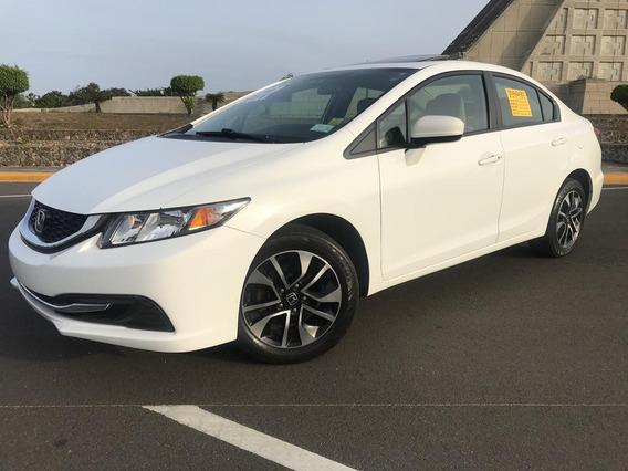 Honda Civic Ex Nuevo Full Varias Disponibles