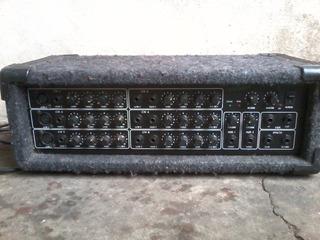 Consola Potenciada Koreana 15 Canales Axtech By Hot Cabs
