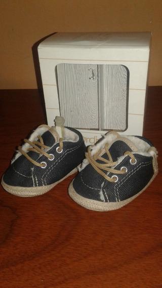 Zapatillas Para Bebe Gorditoo, Talle 16, En Caja