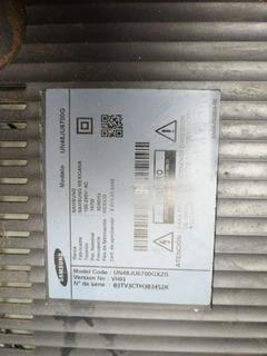 Tv Smartv Curvo Samsung Un48ju6700g Desarme Trizado