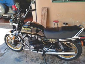 Honda Cb 450 Custom 85/86