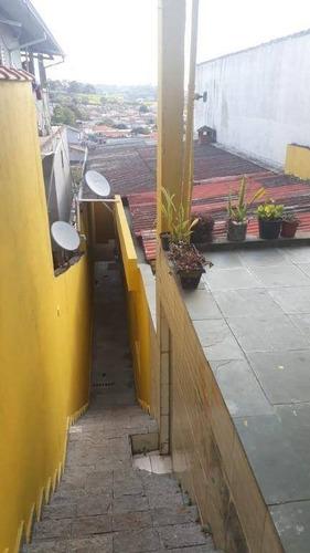 Casa Com 2 Dormitórios À Venda, 190 M² Por R$ 195.000 - Jardim Pinheiro - Arujá/sp - Ca0717
