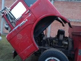 Camion De Bomberos Super Duty Año 1963