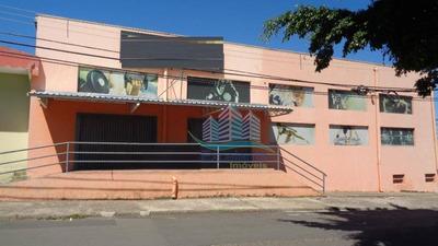 Galpão Comercial Para Locação, Jardim Adelaide, Hortolândia. - Ga0021