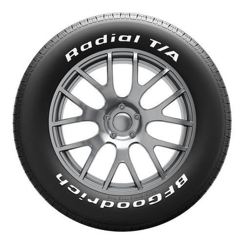 Neumático BFGoodrich Radial T/A 205/70 R14 93 S