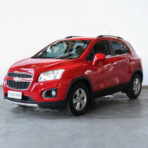 Chevrolet Tracker 1.8 Ltz Fwd Mt - 26617 - C