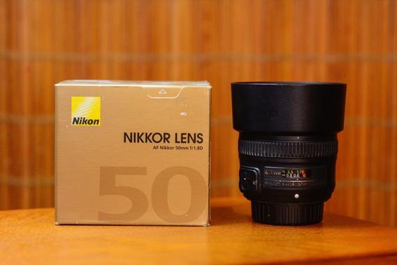 Nikon 50mm Af-s F/1.8g