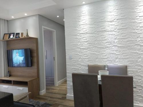 Apartamento Com 2 Dormitórios À Venda, 47 M² - Morumbi - São Paulo/sp - Ap25649