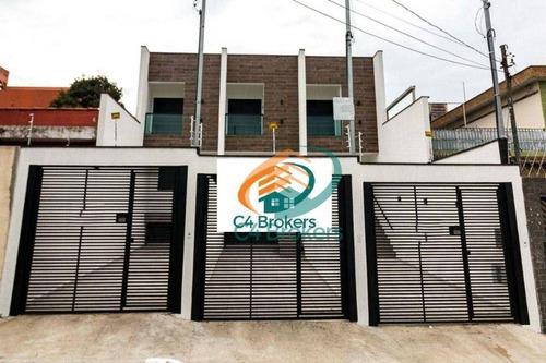 Imagem 1 de 21 de Sobrado Com 2 Dormitórios À Venda, 81 M² Por R$ 430.000,00 - Ponte Rasa - São Paulo/sp - So0781