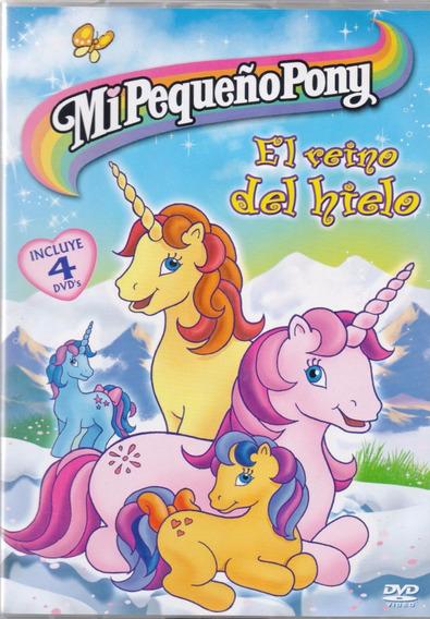 Mi Pequeño Pony El Reino Del Hielo Serie Completa Dvd