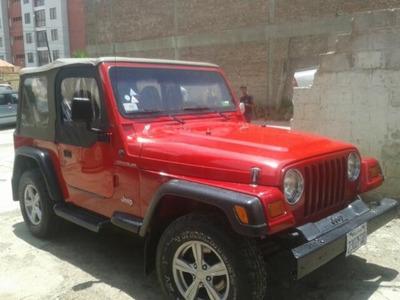 1998 Jeep Wrangler 2.4