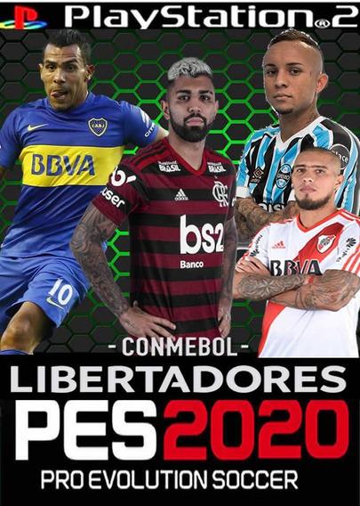 Pes 2019 Sulamericano ,jogos Ps2,atual Lançamento Outubro