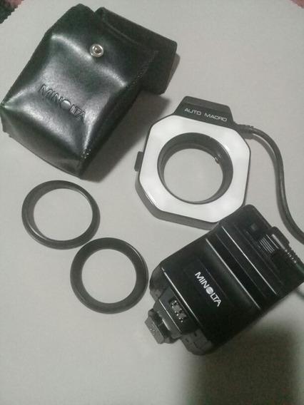 Flash Circular Minolta Px80 - Dentistas