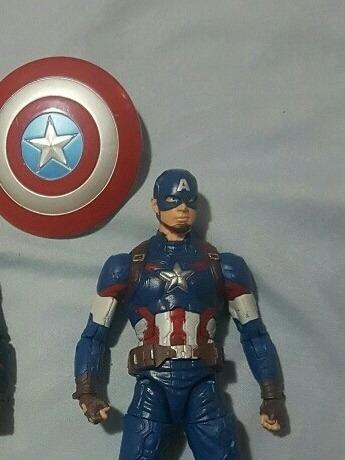 Capitão América Age Of Ultron Marvel Legends
