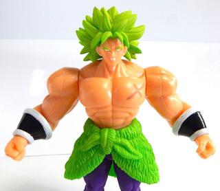 Broly Figura Sayayin Saiyan Saiyajin Dragon Ball Luz 27cm