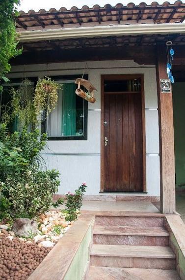 Casa Geminada Com 3 Quartos Para Comprar No Castelo Em Belo Horizonte/mg - 13274