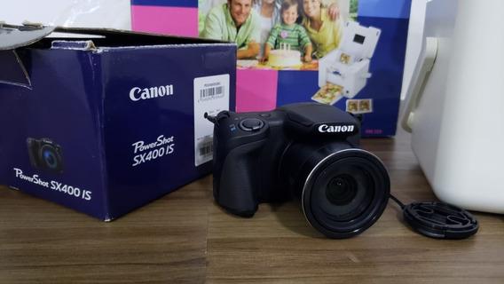 Câmera Digital + Impressora Epson Picture Mate