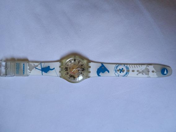 Relógio Swatch Snowpass