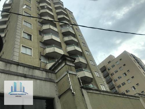 Imagem 1 de 26 de Apartamento Com 2 Dormitórios À Venda, 48 M² Por R$ 300.000 - Jabaquara - São Paulo/sp - Ap3611