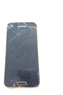 Samsung S5 Mini Com Tela Quebrada