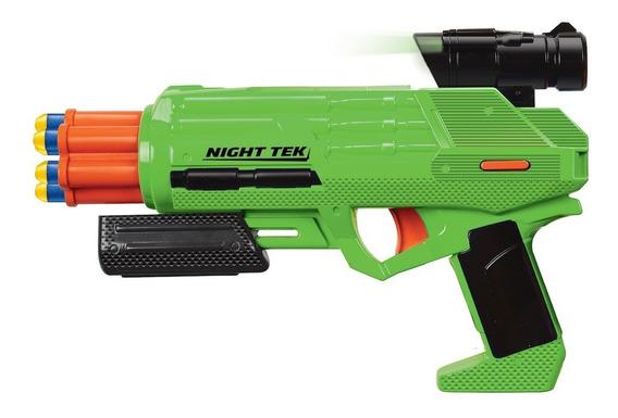 Pistola Night Tek W/6 Long Dist Darts