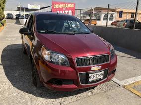 Chevrolet Aveo 2013 4p Lt 5vel Man