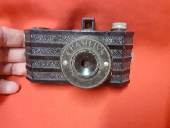 Pequena Câmera Baquelite Americana