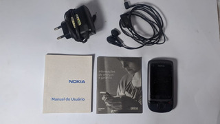 Celular Vintage Nokia C2-05 Colecionador