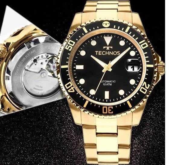 Relógio Technos Referência 8205ny/4p