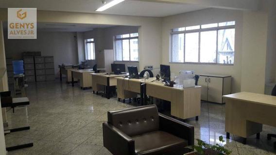 Andar Corporativo Ou Sala Comercial À Venda, Ou Para Alugar 1000 M² Por R$ 1.600.000 / R$ 4 400,00- Centro - São Paulo/sp - Ac0005