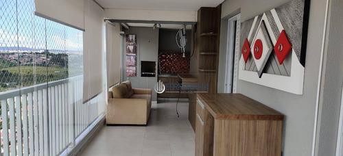 Apartamento À Venda, 100 M² Por R$ 680.000,00 - Floradas De São José - São José Dos Campos/sp - Ap3863