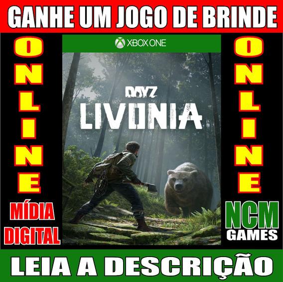 Dayz + Dlc Livonia Xbox One + Brinde