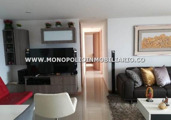 Apartamento Amoblado Renta Poblado Loma Del Indio Cod: 12515