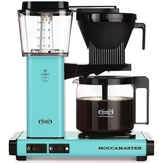 Cafetera Moccamaster 59160 Kbg Turquesa
