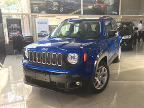 Jeep Renegade Sport Plus Automática My18 0 Km 1.8