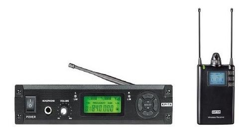 Sistema Monitoreo Inalambrico Parquer 48 Ch In Ear Cuota
