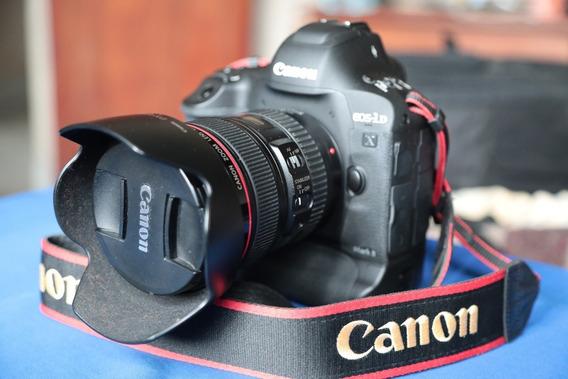 Vendo Camara Canon 1dx Mark Ii Completo Con Caja Manuales