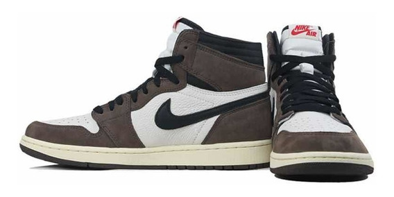 Zapatillas Nike Air Jordan Travis Scott( Por Encargue)