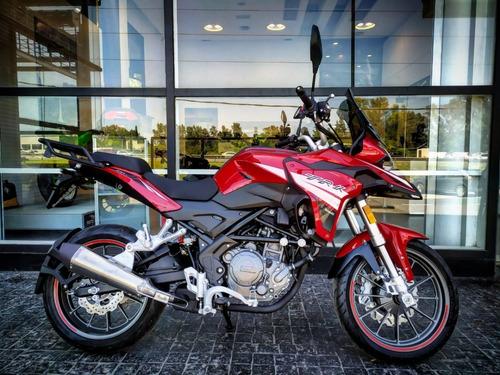 Benelli Trk 251 Rojo - Benelli Store Pilar - Promo Enero