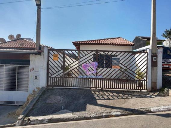 Casa Com 2 Dormitórios À Venda, 83 M² Por R$ 265.000 - Jardim Bela Vista - Araçariguama/sp - Ca0206