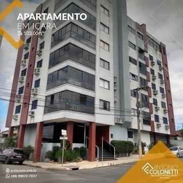 Imagem 1 de 10 de Apartamento - Centro - Ref: 252 - V-252