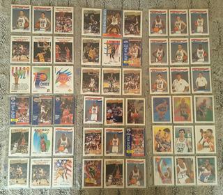Basketball Cards Tarjetas De Basquetbol