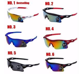 Óculos De Sol Ciclismo Corrida Uv