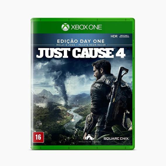 Jogo Xbox One Just Cause 4 Edição Day One - Novo