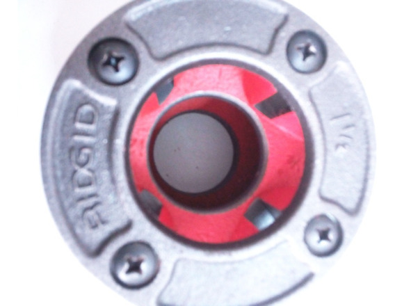 Universal Multifuncional 4 Matrices Pipe Threader Tool Set Plumbing Pipe Thread Kit Que Incluye 1//23//4 11-1//4 Durable Juego de Roscado de Tuber/ía de Hierro Fundido Terrajas Roscar Cabezales