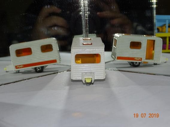 Matchbox Nº31 Caravan Trailer B124