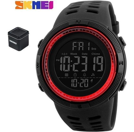 Relógio Masculino Skmei 1251 Original Mergulho Caixa Natação