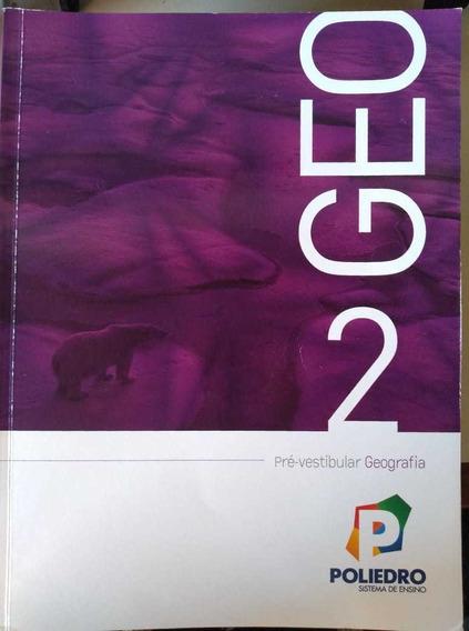 Livro Pre-vestibular Geografia 2 Eduardo Campos, Ma