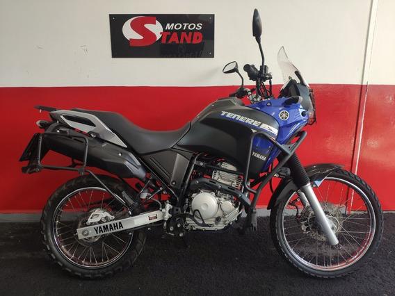 Yamaha Xtz 250 Tenere 250 2018 Preta Preto